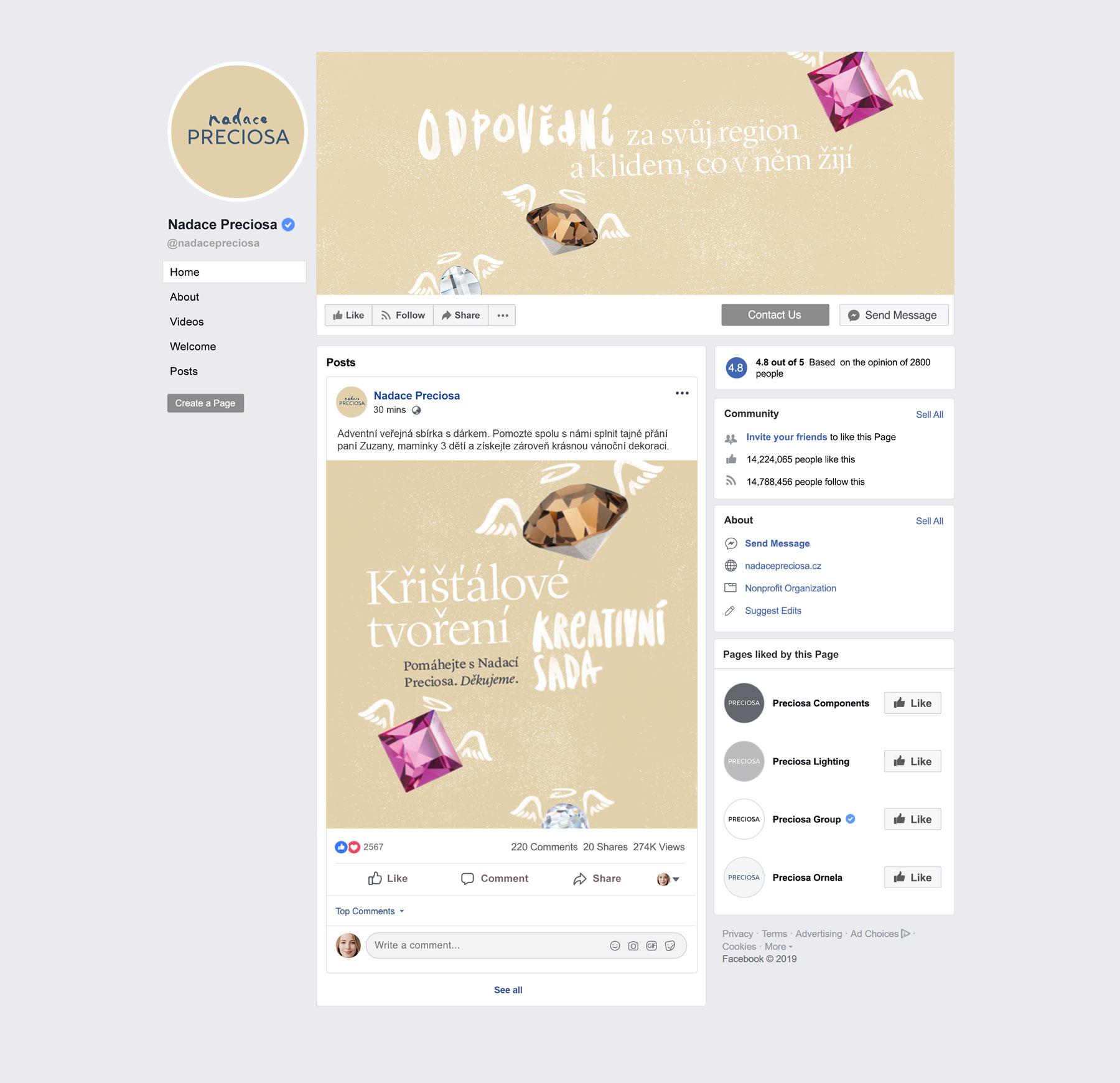 Preciosa-Identity-SocialMediaBranding