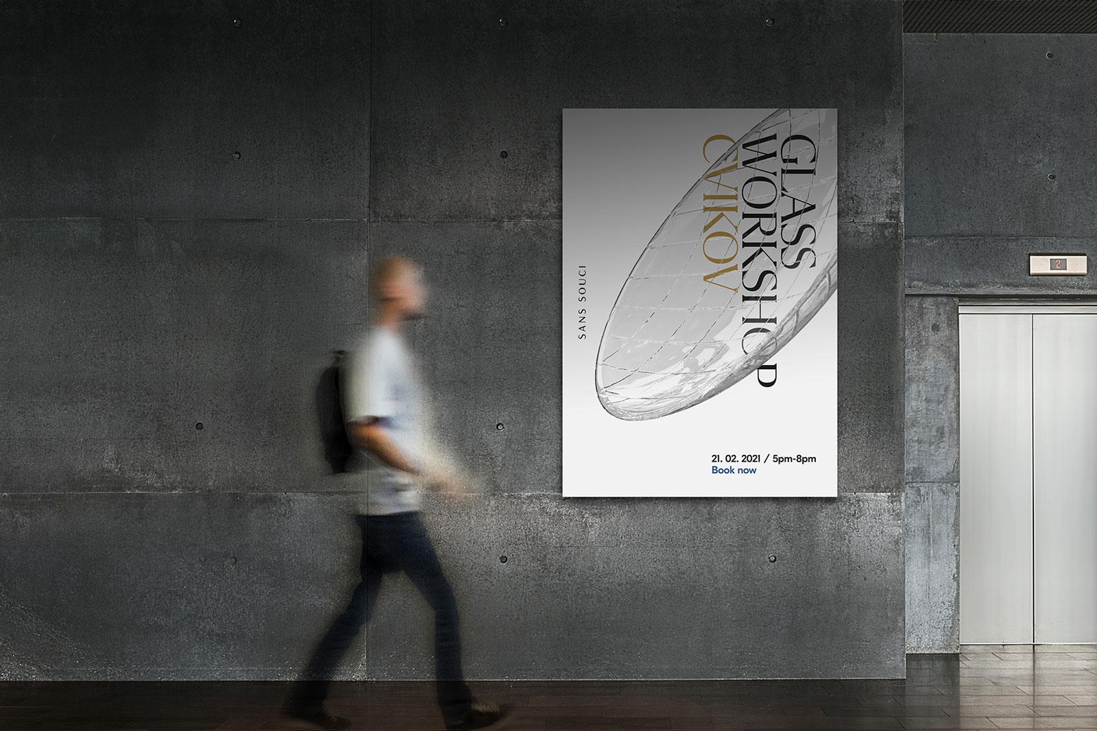 SSL Indoor Poster